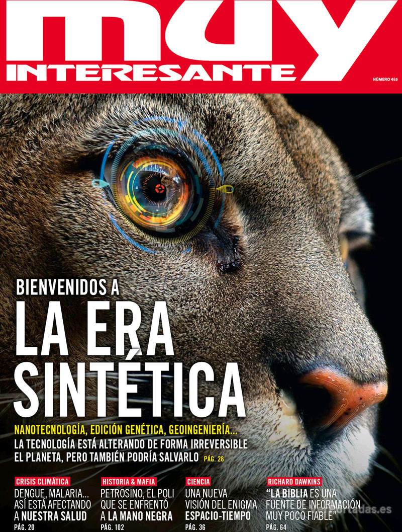 Portada National Geographic 2020-01-23