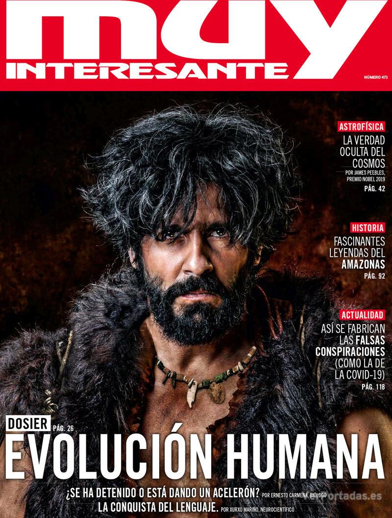 Portada National Geographic 2020-08-21