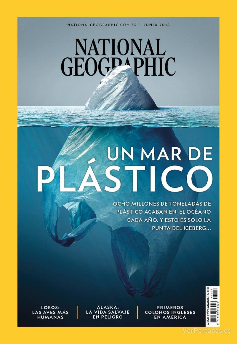 Portada National Geographic 2018-05-18