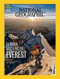 Portada National Geographic 2020-06-21