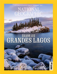 Portada National Geographic 2020-11-21