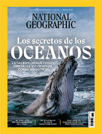 Portada National Geographic 2021-04-21