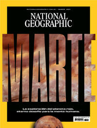 Portada National Geographic 2021-02-21