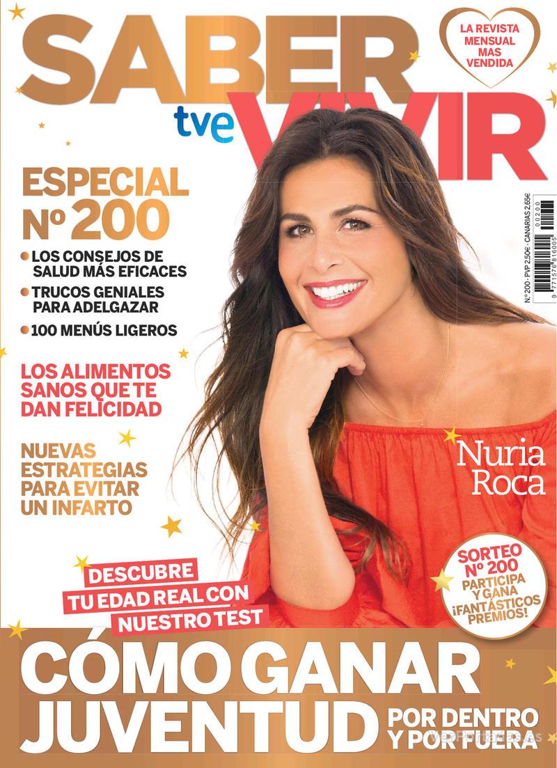 Revista Saber Vivir Edici N De Mi Rcoles 17 De Mayo De 2017 ~ Dieta Adelgazamiento Saber Vivir