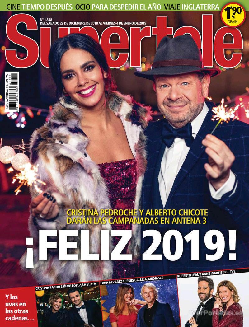 Portada SuperTele 2018-12-26