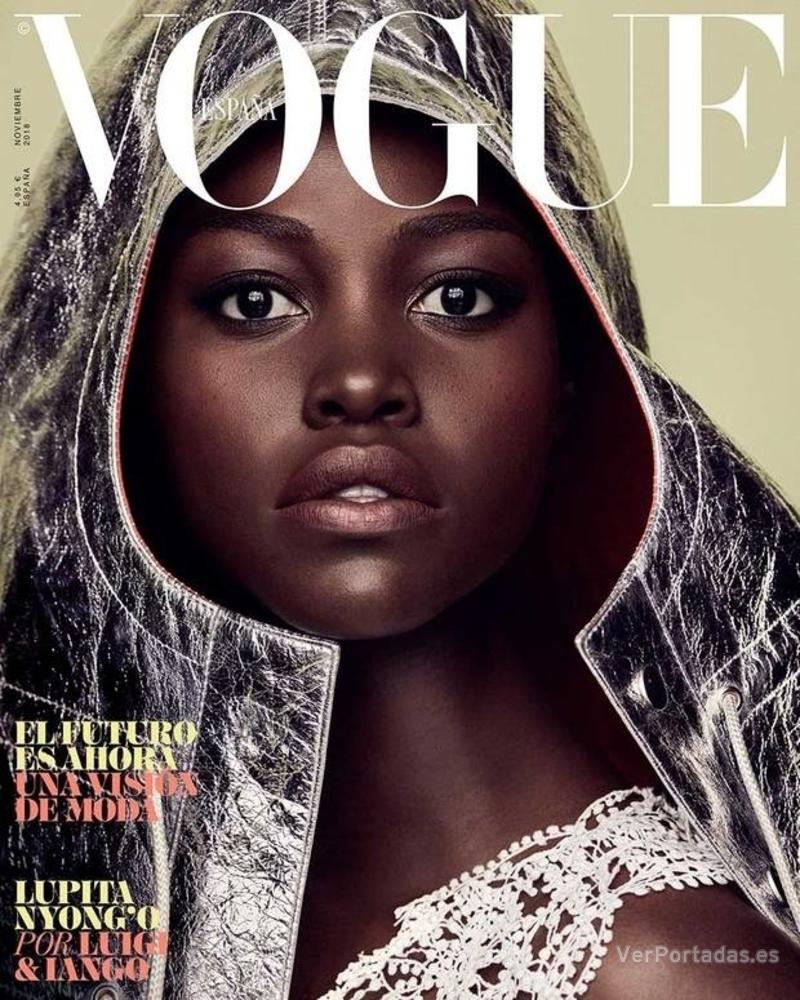 Portada Vogue 2018-10-16