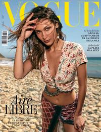 Portada Vogue 2019-05-16
