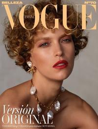Portada Vogue 2020-03-20
