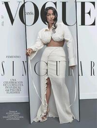 Portada Vogue 2021-04-16