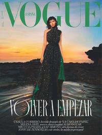 Portada Vogue 2021-08-16
